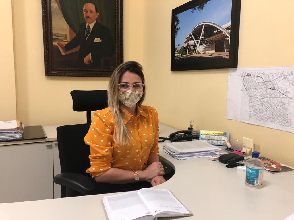 Josiene Marques, diretora-presidente da CMTP - Foto: Ascom