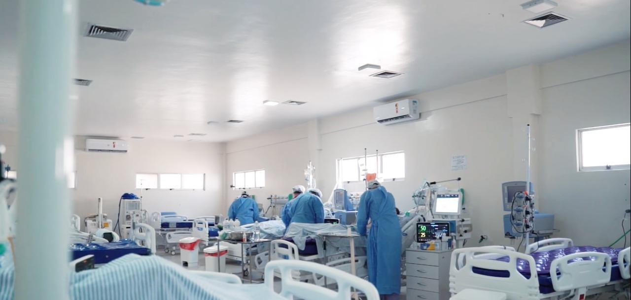 Hospital Regional Justino Luz em Picos (Divulgação)