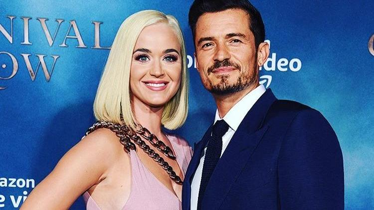 Nascimento da primeira filha da cantora Katy Perry e o ator Orlando Bloom-Foto: Divulgação Amazon Prime