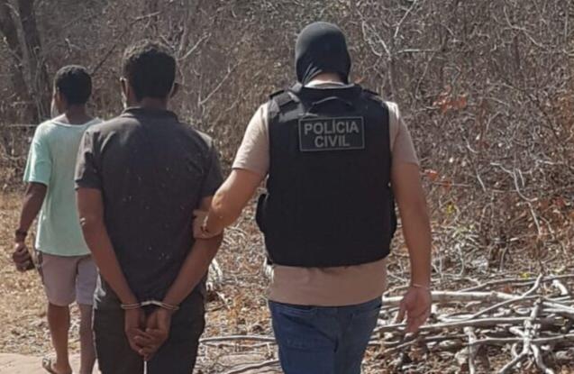 Homem é preso acusado de homicídio em Valença do Piauí