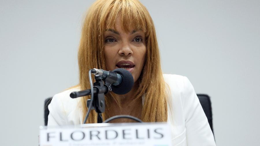 Flordelis é acusada de ter mandado assassinar o marido