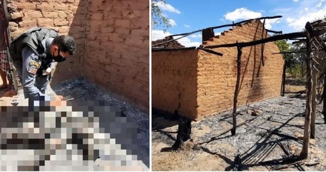 Jovem mata e queima corpo de motorista para se vingar de estupro sofrido há 8 anos em Tasso Fragoso