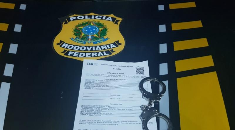 PRF prende homicida que estava foragido de Pernambuco na BR-316 - Imagem 1