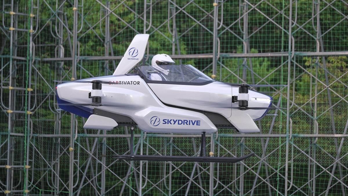 SkyDrive / Cartivator