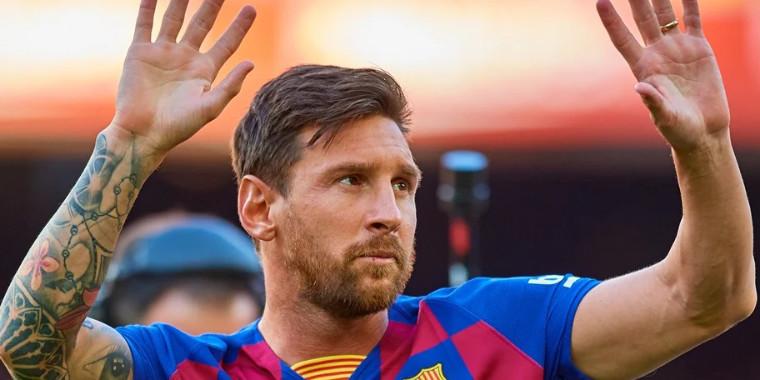 Brasileiro quer Messi no Saint-Germain