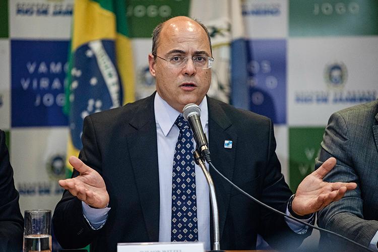 """Witzel se diz indignado com afastamento do governo do RJ: """"Um circo"""" - Imagem 1"""