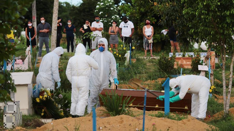 Brasil ultrapassa 119 mil mortes por covid-19, diz Ministério da Saúde - Imagem 1