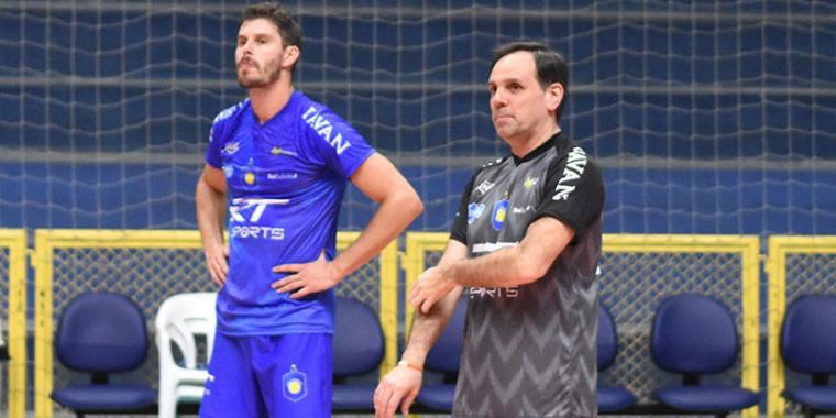 Mari Paraíba e Bruninho voltam ao Brasil em busca de títulos