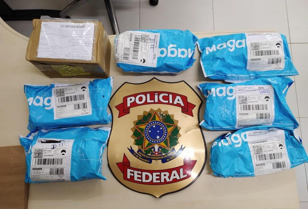 Funcionária foi presa em flagrante em Caxias - Foto: Divulgação/PF