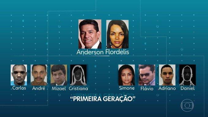 Primeira geração de filhos (Foto: Globo)
