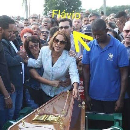 Flavio, filho adotivo de Flordelis (Foto: Twitter - @crimesreais)