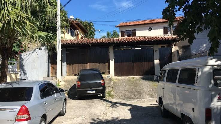 Casa de Flordelis e Anderson (Foto: Twitter)