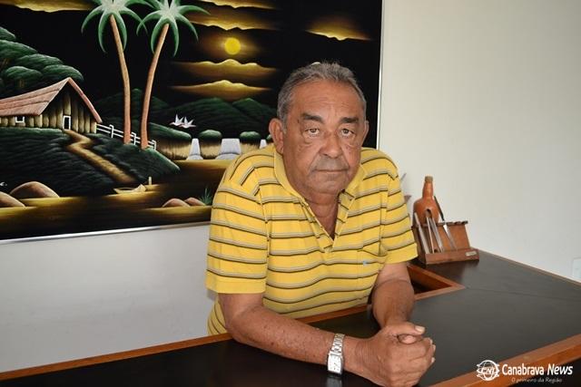 Ex-prefeito Pedro Isidoro morre após complicações da Covid-19 - Foto: Reprodução/Canabrava News
