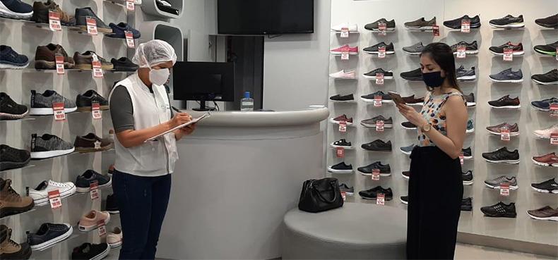 Lojas devem obedecer protocolos - Foto: Divulgação