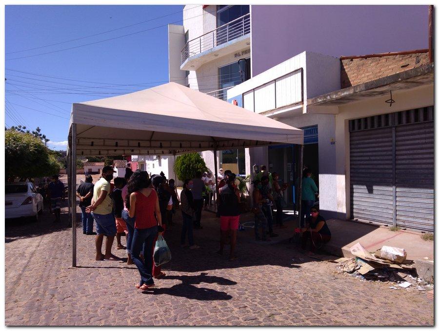 Campanha sinal vermelho contra a violência doméstica em Inhuma-Piauí - Imagem 4