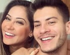 Justiça proíbe Mayra Cardi de falar nome do ex-marido Arthur Aguiar