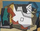 Raio-X em tela de Picasso descobre obra inédita escondida