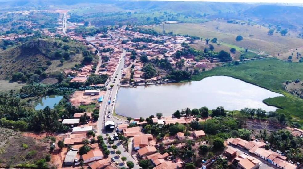 Município de Jenipapo dos Vieiras, no Maranhao