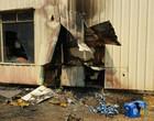 Homem apaga incêndio em casa na Califórnia com latas de cerveja
