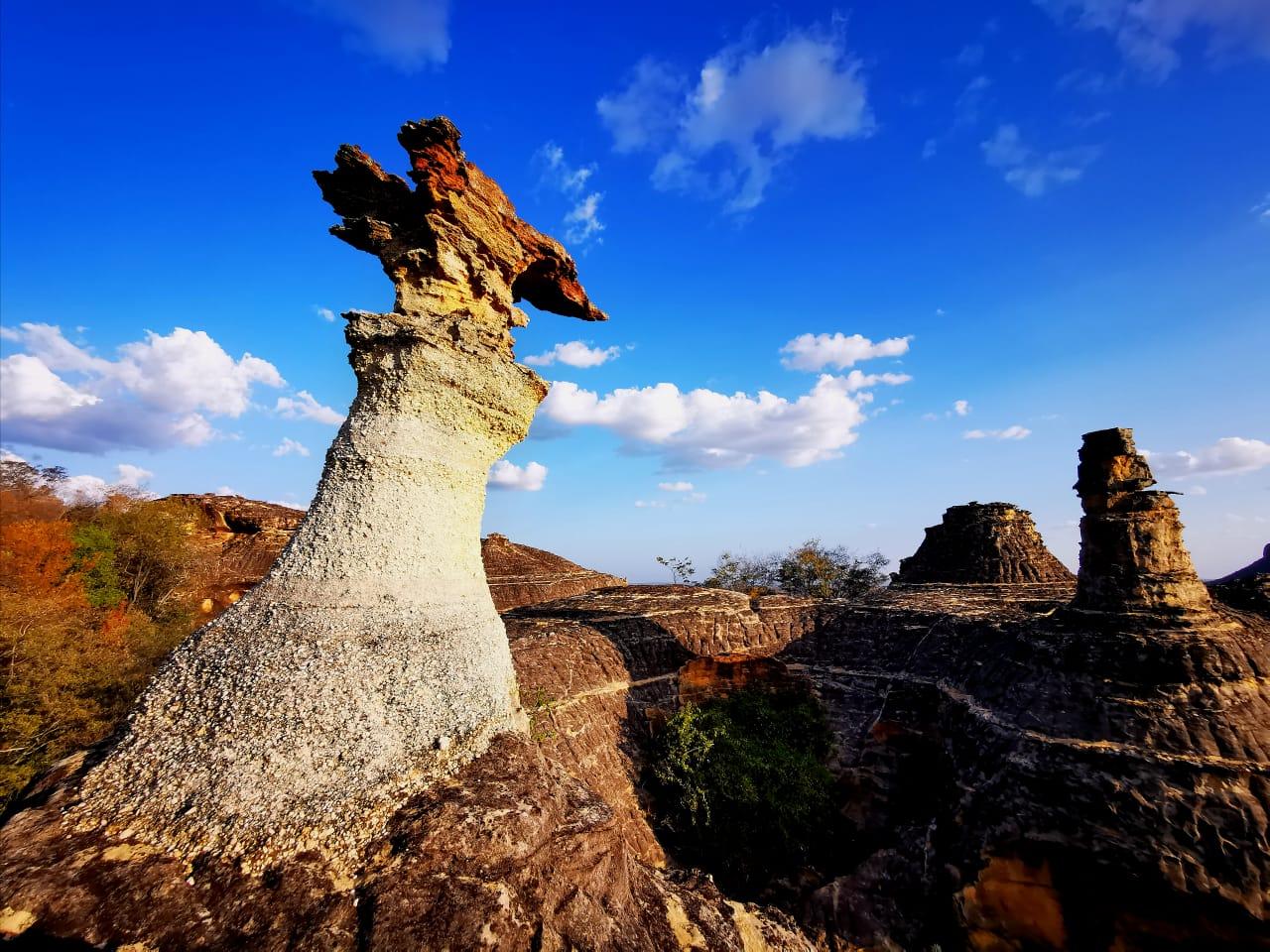 Divulgadas primeiras imagens de uma nova Pedra Furada no Piauí  - Imagem 2