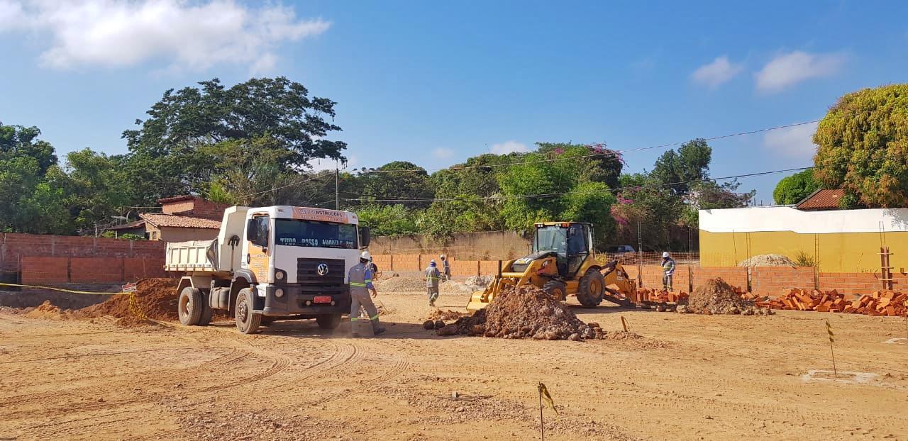 Subestação Ininga fica na zona Leste de Teresina