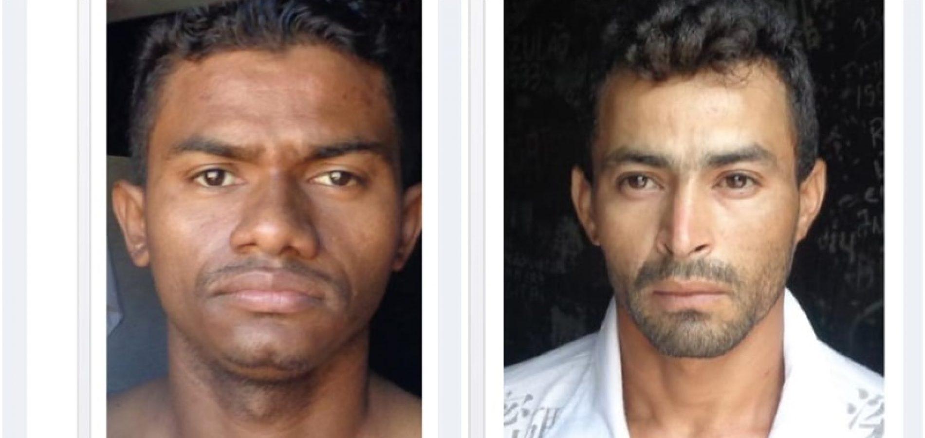 Dois detentos fogem da Penitenciária José de Deus Barros, em Picos