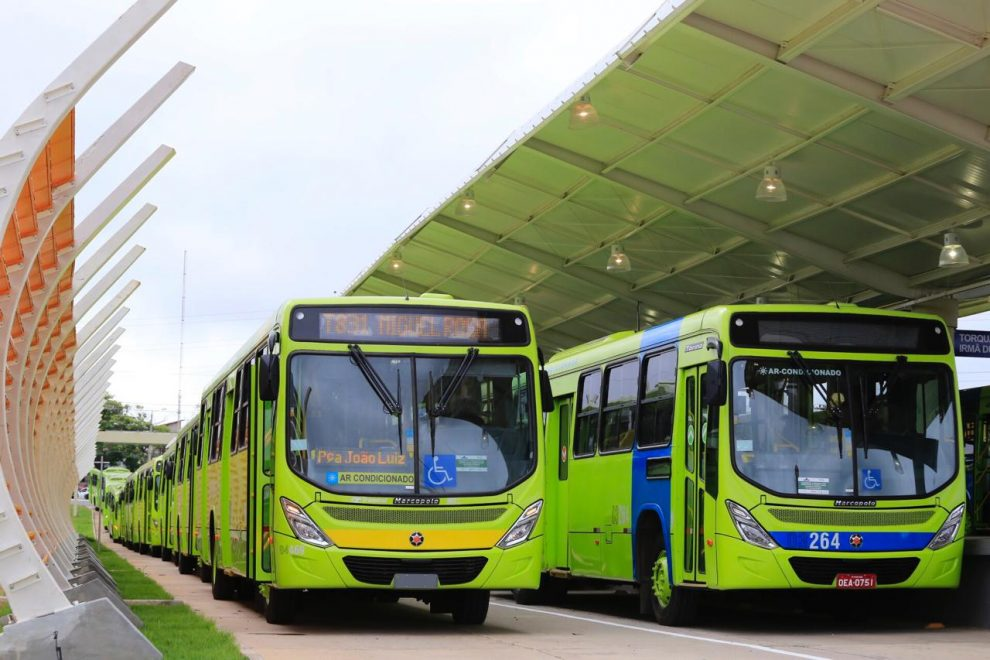 Transporte coletivo de Teresina / Crédito: Meio Norte