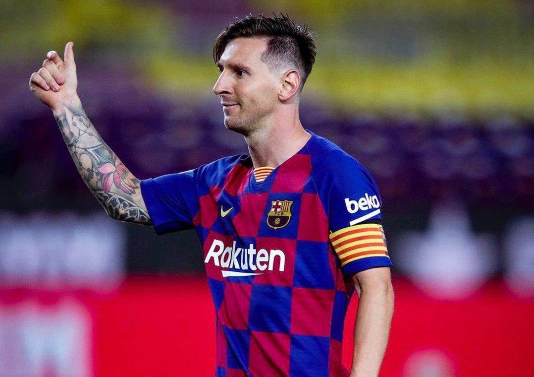 Lionel Messi comunica ao Barcelona que deseja deixar o clube