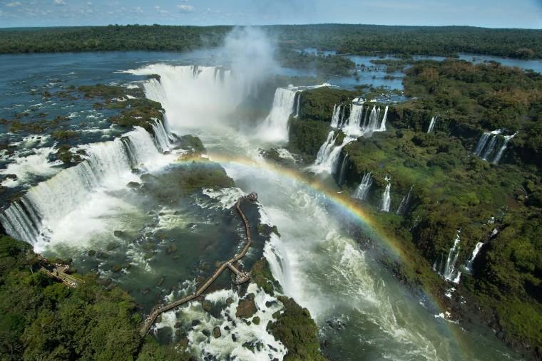 Parque Nacional do Iguaçu se prepara para retomar atividades nesta 3ª - Imagem 1