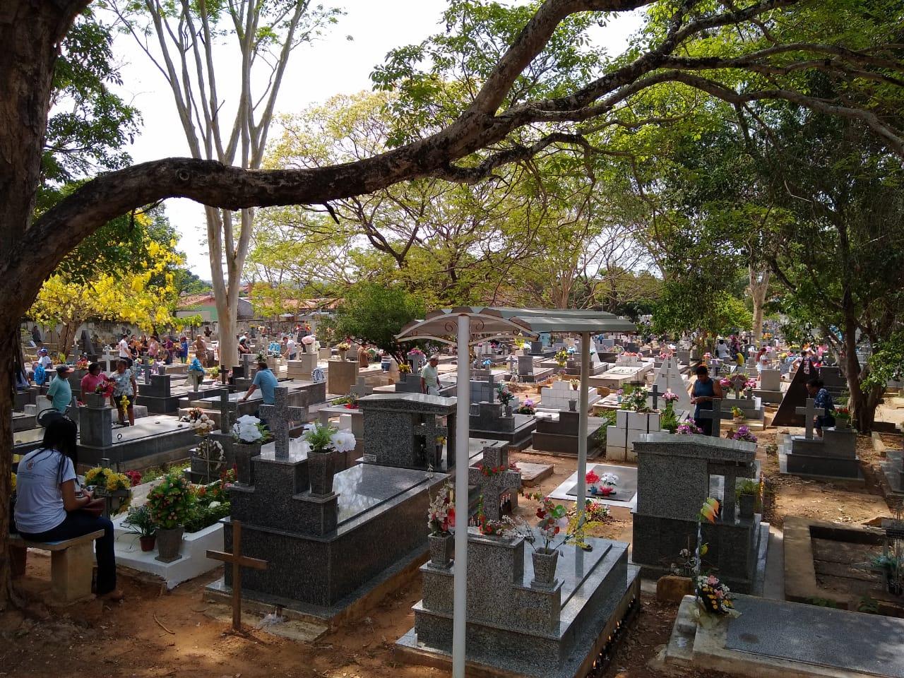 Cemitério de Teresina - Foto: Meio Norte