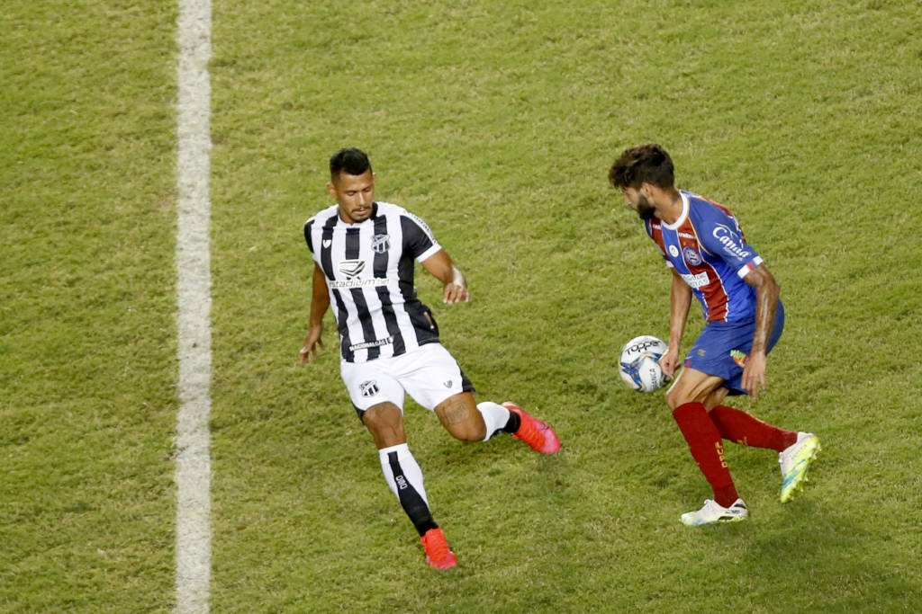 Ceará é campeão da Copa do Nordeste Foto: Felipe Oliveira