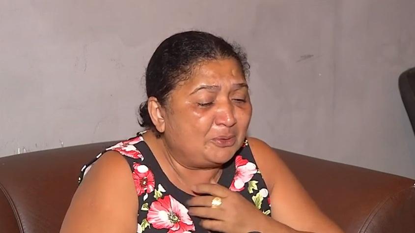 """""""Ela deitou por cima do filho"""", afirma mãe de jovem morta por bandidos em Timon - Imagem 2"""