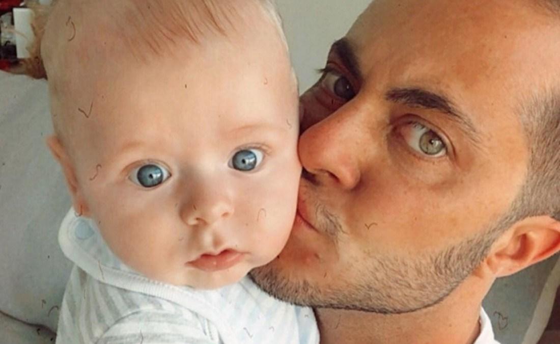 Thammy Miranda e o filho - Foto: Divulgação
