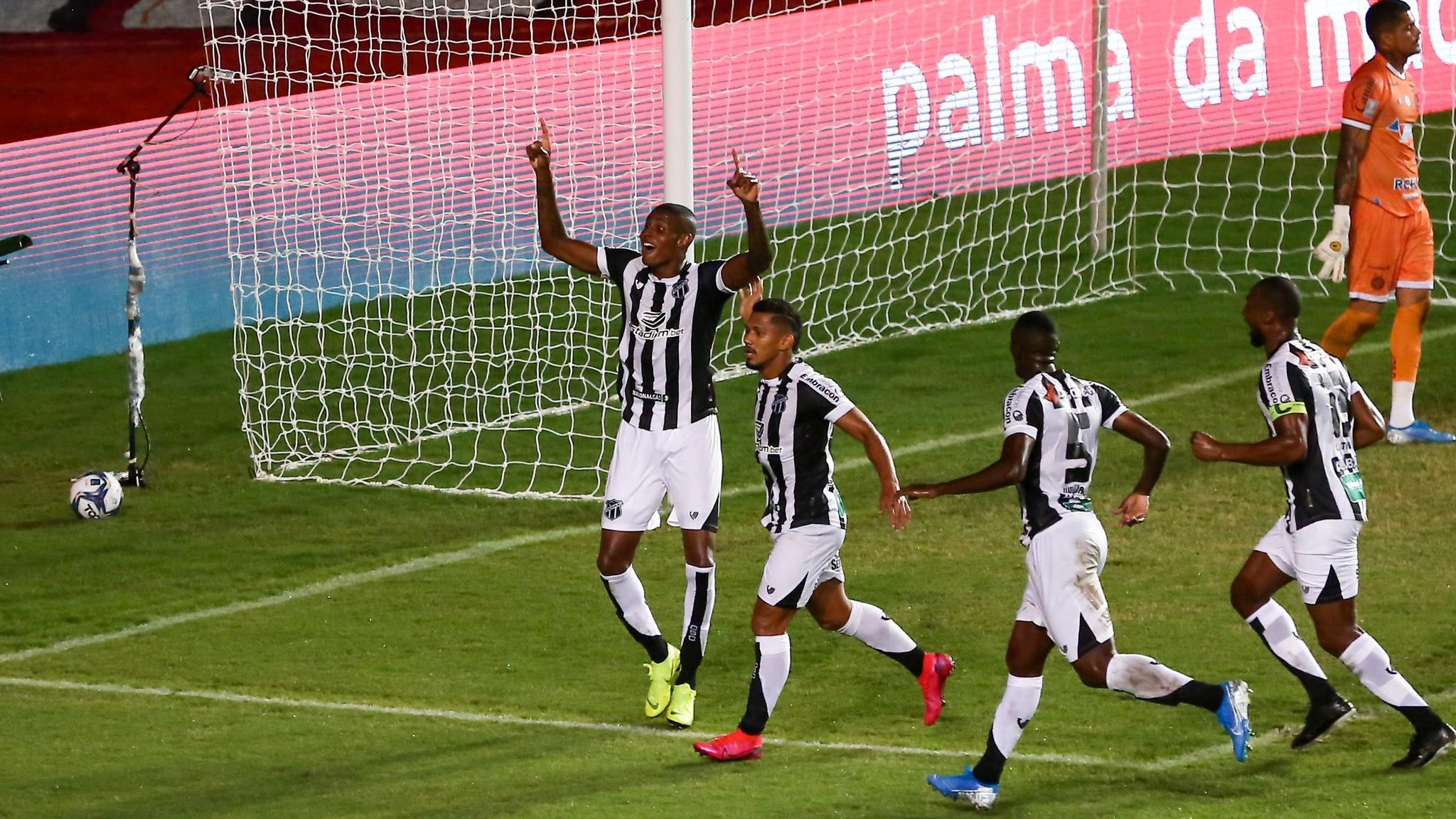 eará é campeão da Copa do Nordeste Foto: Felipe Santos