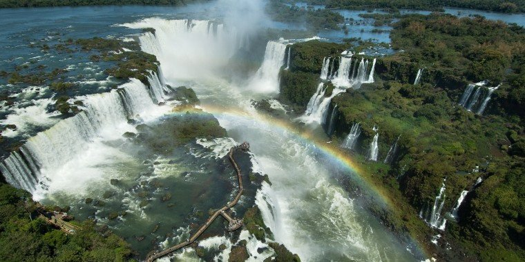 Parque Nacional do Iguaçu se prepara para retomar atividades nesta 3ª