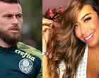 Jogador do Palmeiras bloqueia irmã de Neymar após flagra com Gabigol
