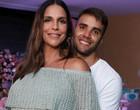Crise? Marido de Ivete Sangalo volta a aparecer sem aliança em live