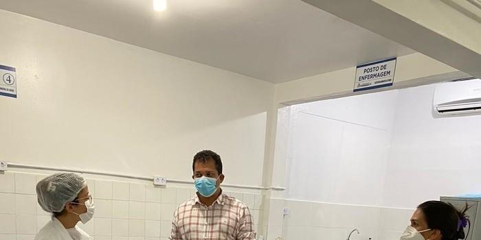 Um novo tempo no sistema público de saúde de Monsenhor Gil