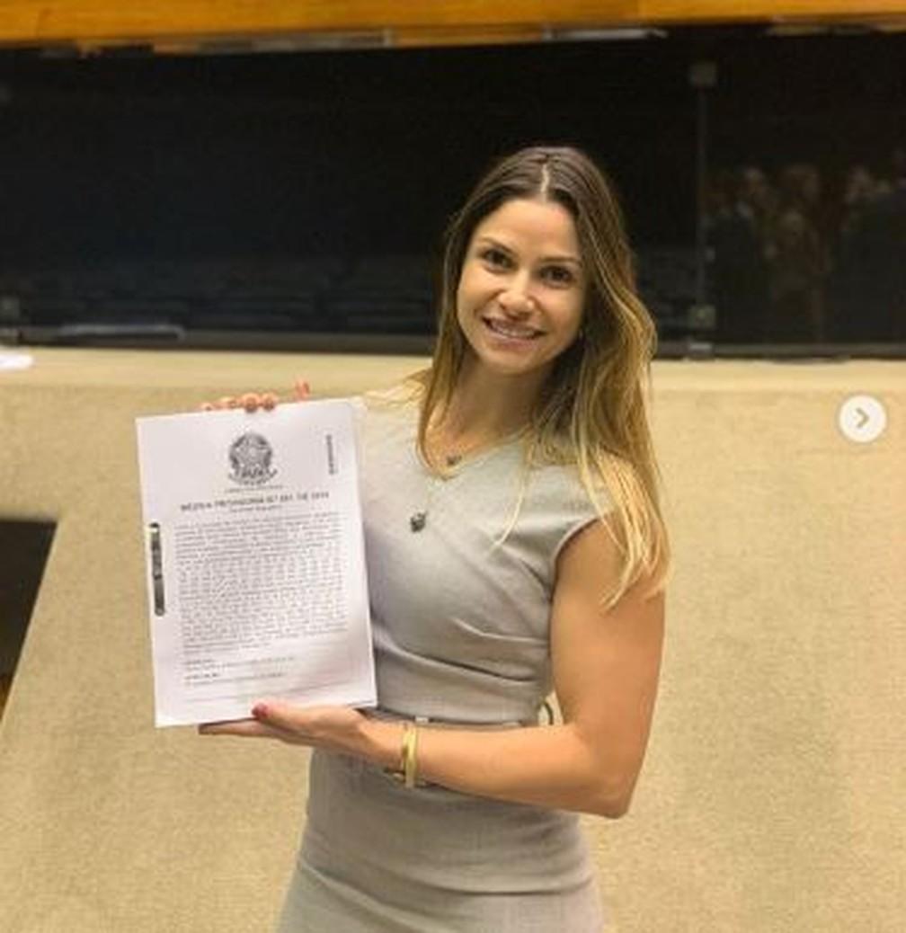 Advogada Mariana Maduro em foto de arquivo
