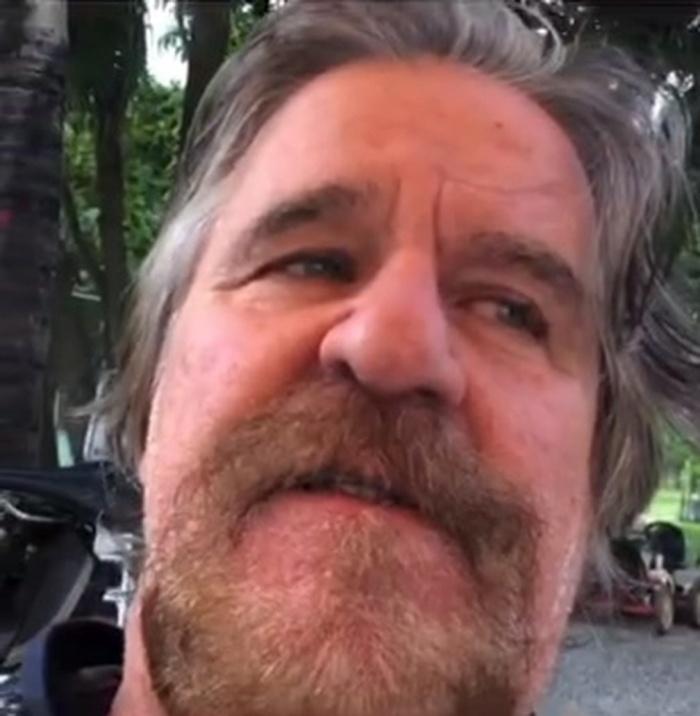 Ricardo Roriz é autor do vídeo - Foto: Reprodução