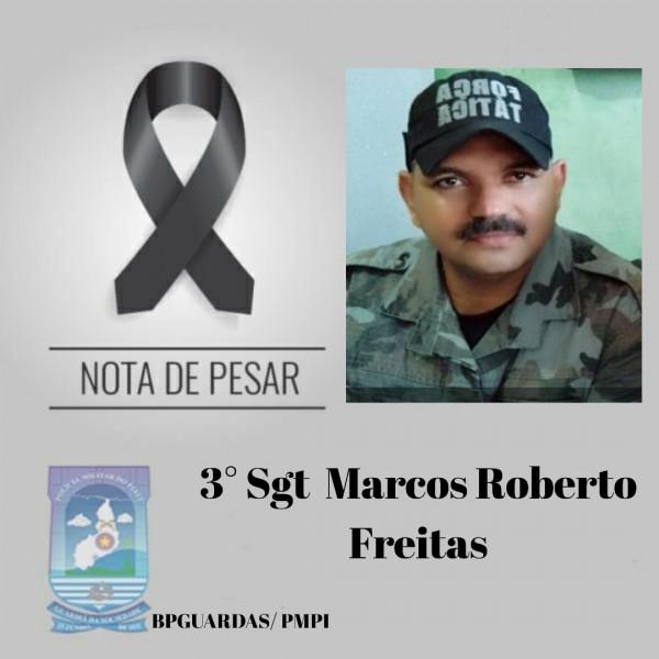 Sargento da PM foi morto a tiros em Teresina - Foto: Divulgação