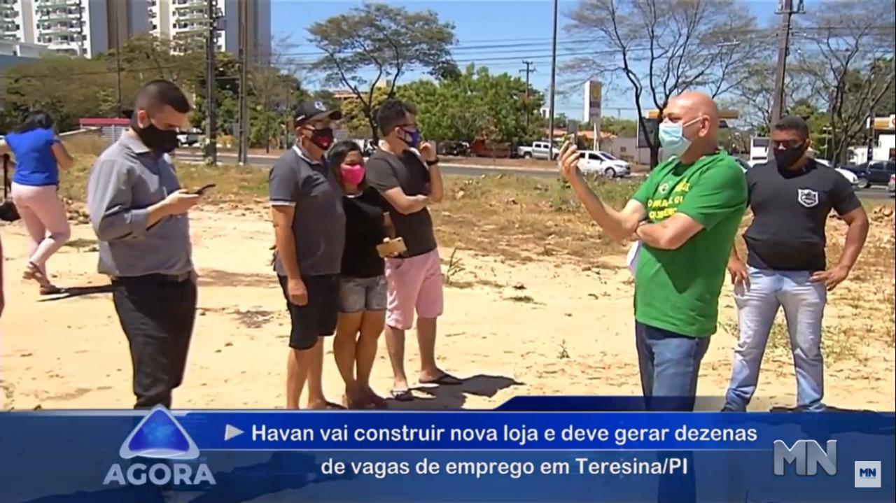 Havan terá loja em Teresina (TV Meio Norte)