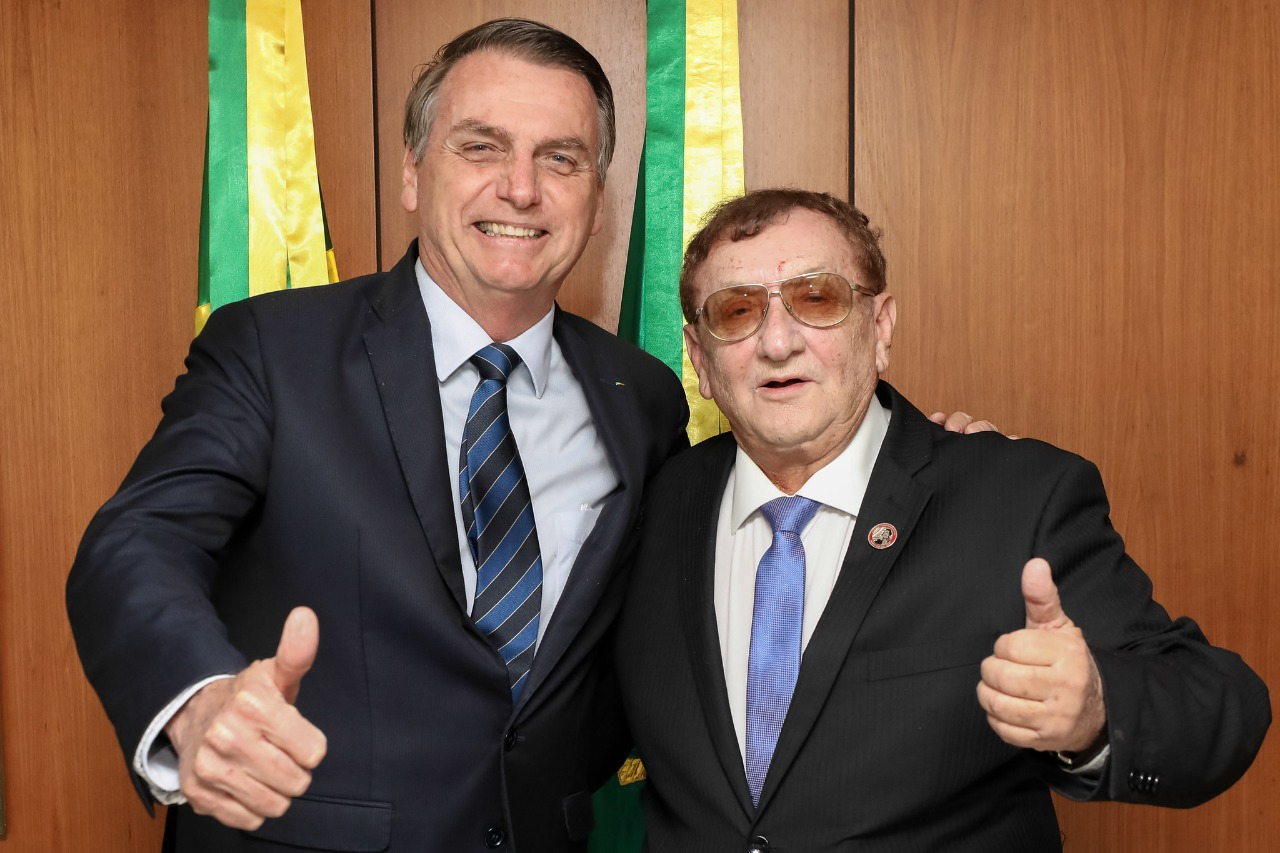 Mão Santa convida Bolsonaro para celebração de aniversário de Parnaíba - Imagem 2