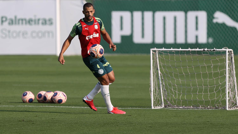 Palmeiras terá reforço de Matias para final- Foto: Cesar Greco/Ag. Palmeiras