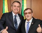 Mão Santa convida Bolsonaro para celebração de aniversário de Parnaíba