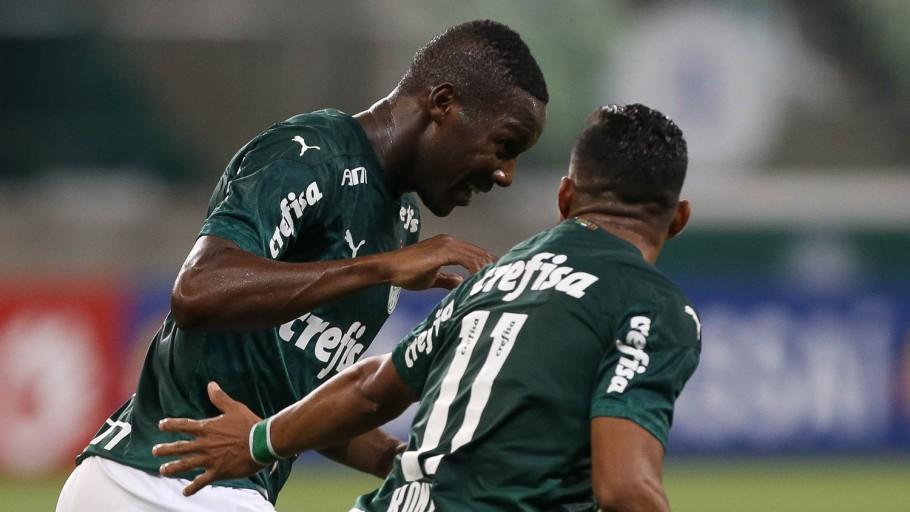 Patrick de Paula é uma das promessas do Brasileirão Assaí 2020 (Créditos: César Greco/Palmeiras)