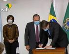 Bolsonaro assina MP e libera R$ 1,9 bilhões para vacina contra Covid