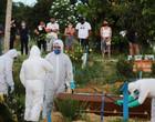 Brasil se aproxima de 100 mil mortes por covid-19, mostra boletim