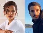 Marquezine deixa coração em post de Enzo Celulari e fãs shippam casal