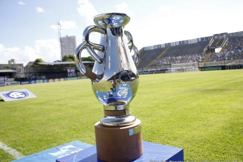 """Taça """"Estrela do Norte"""" (Foto: Cultura Rede de Comunicação)"""